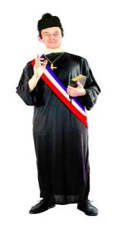 un maire curé